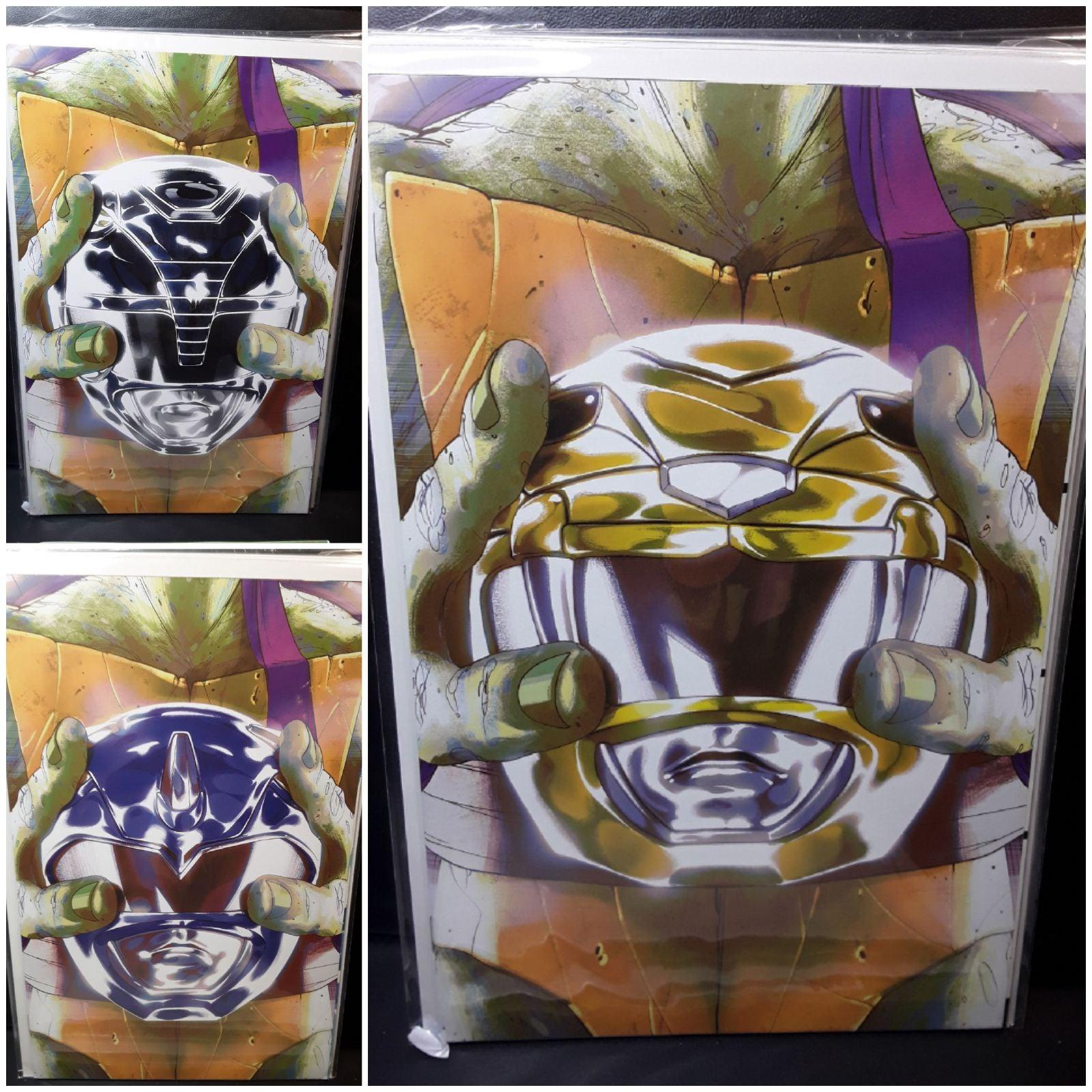 Power Rangers Tmnt Donatello lot