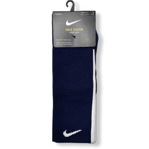 Nike Youth Vapor Football Socks Blue