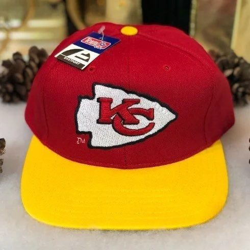 Vintage NWT NFL Kansas City Chiefs Hat