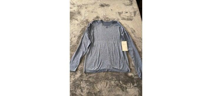 Men's Lululemon Long Sleeve Shirt Large