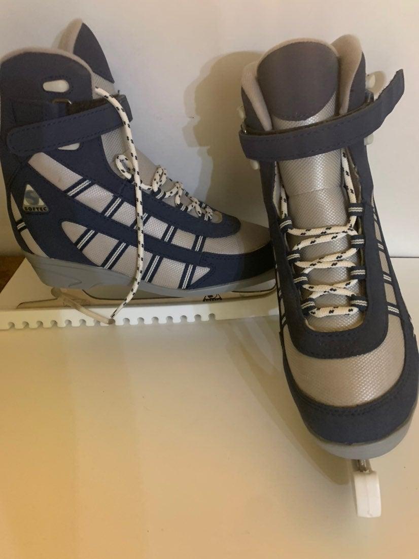 Softec Ice Skates Size 8