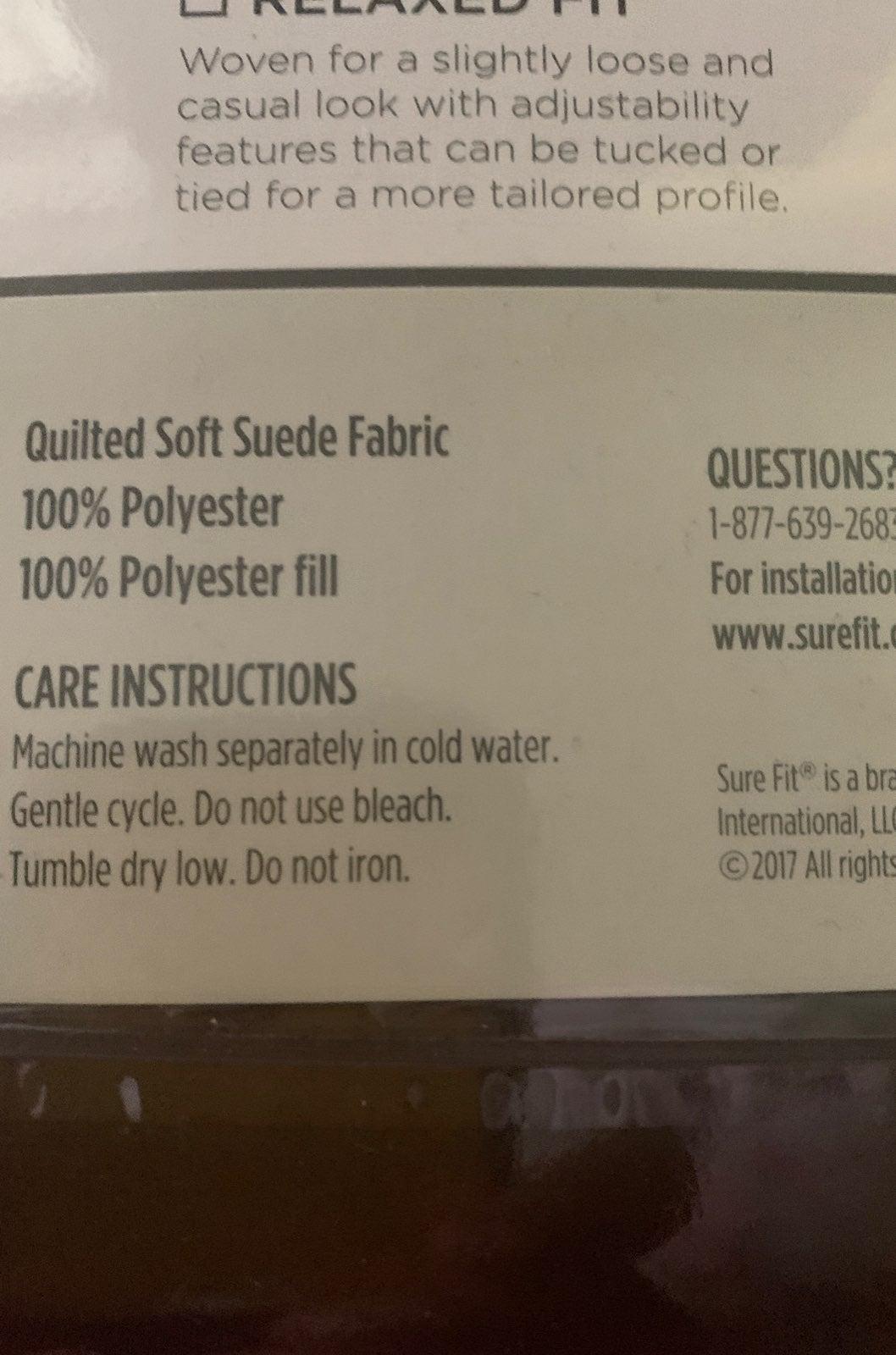 SureFit Chair Cover