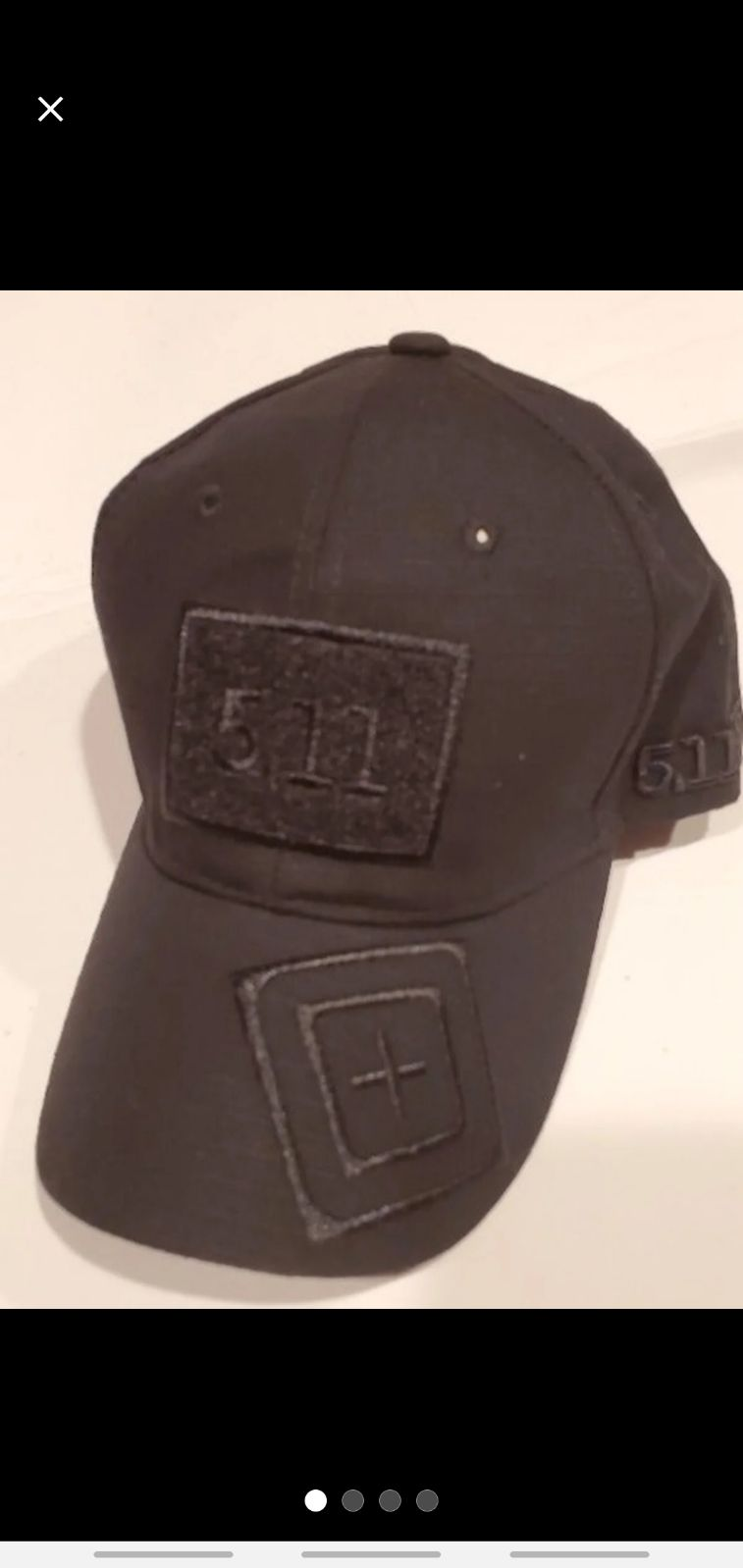 5.11 tactical patch cap hat