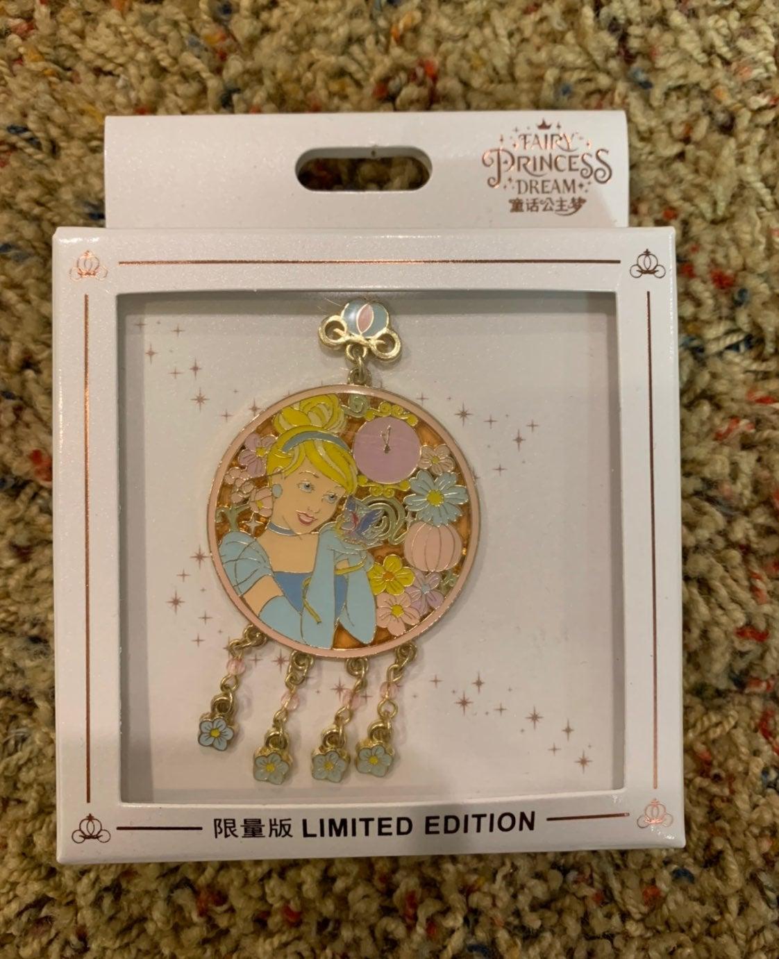 Cinderella pin