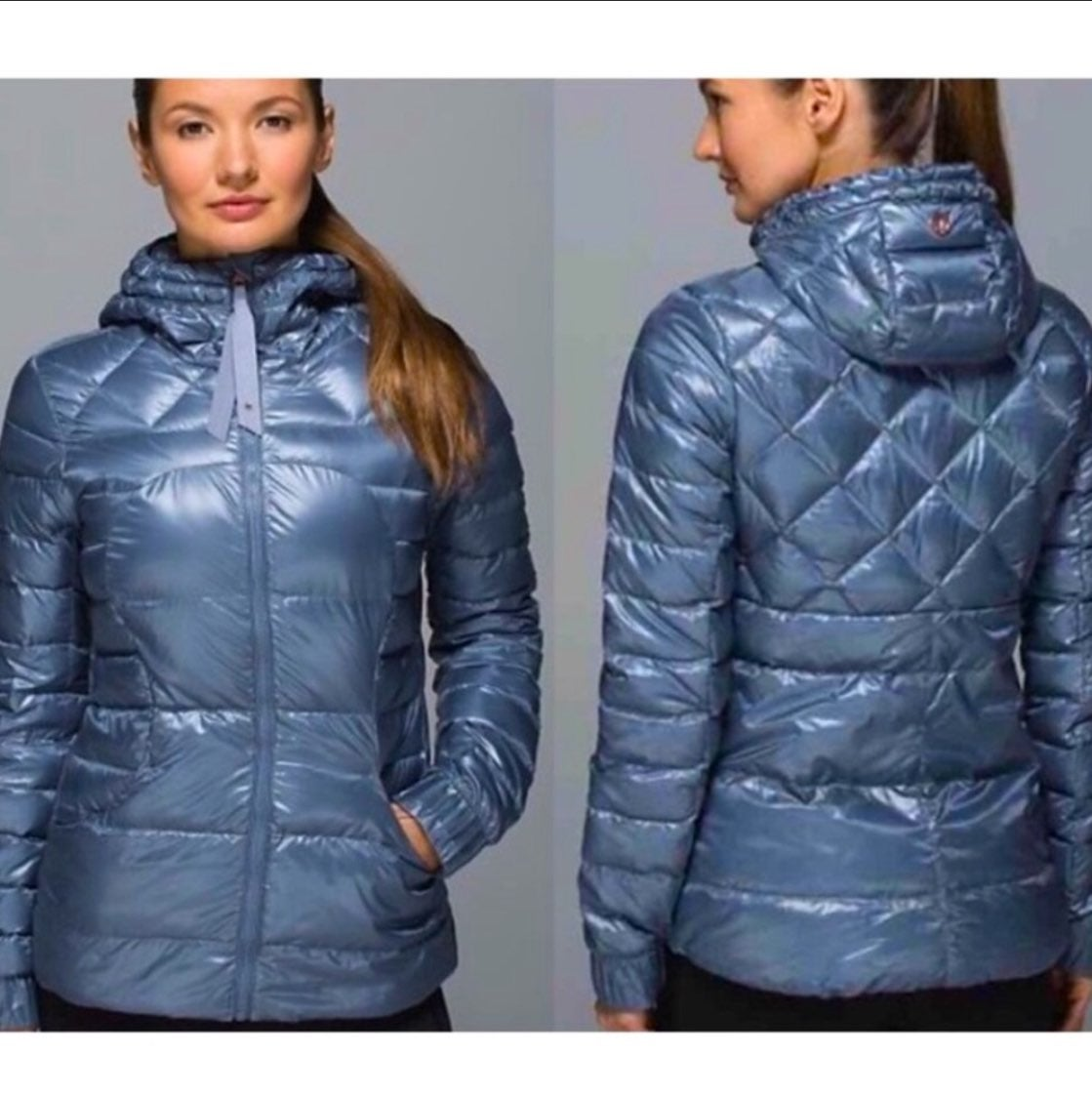 NWOT - Lululemon Fluffin Awesome Goose Puffer 8