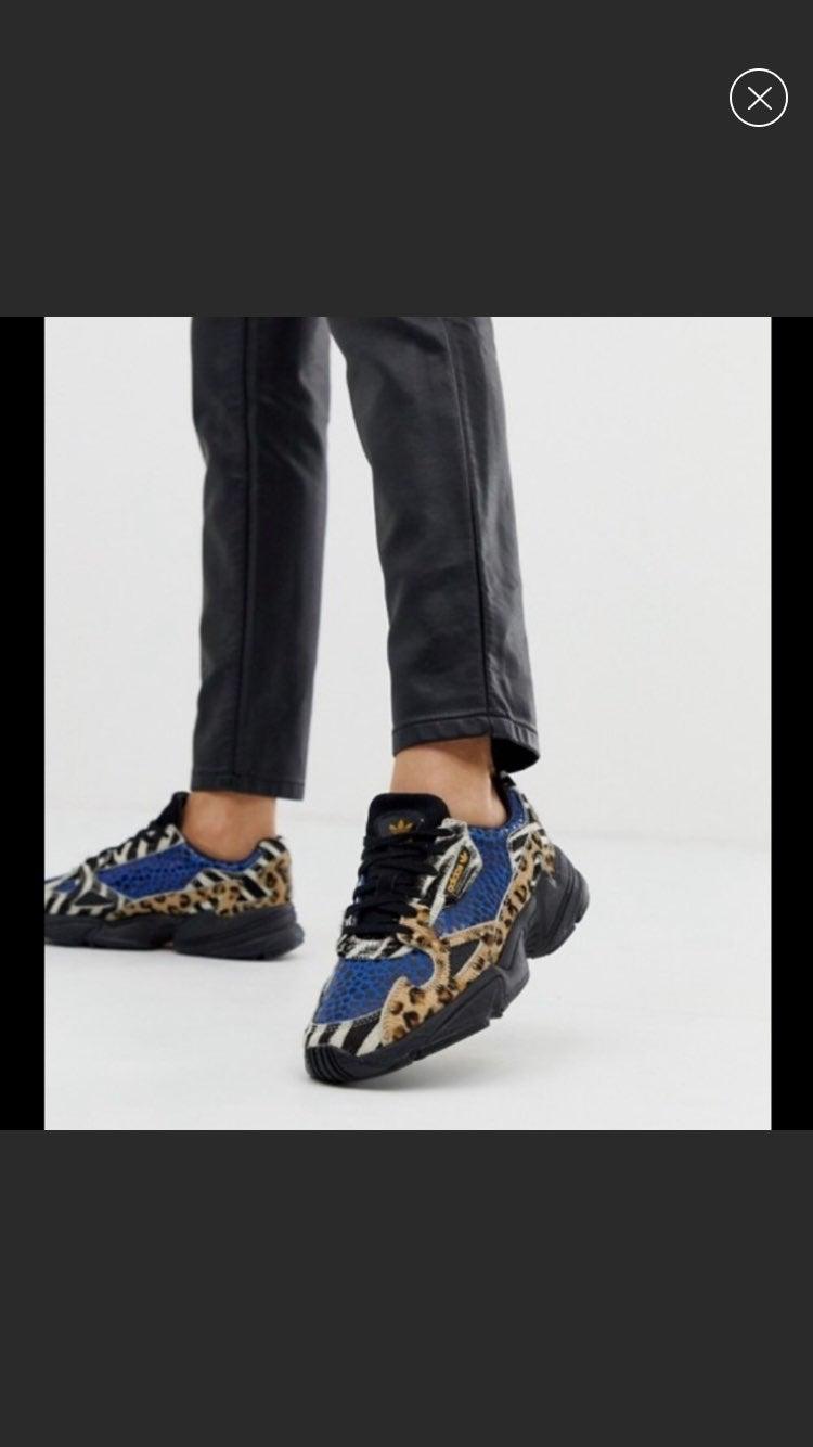 Adidas Leopard Shoes   Mercari