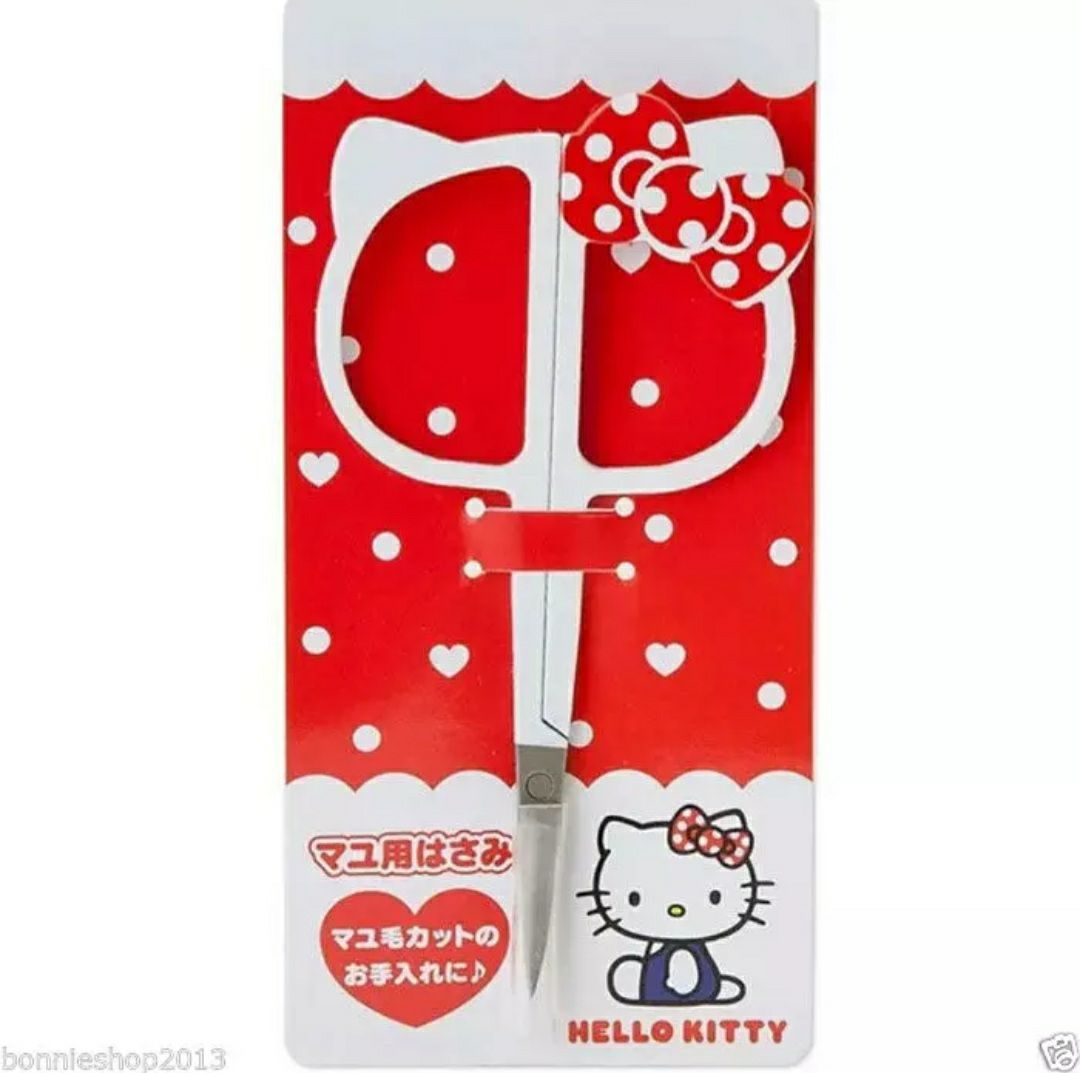 Hello Kitty Makeup/beauty Scissor