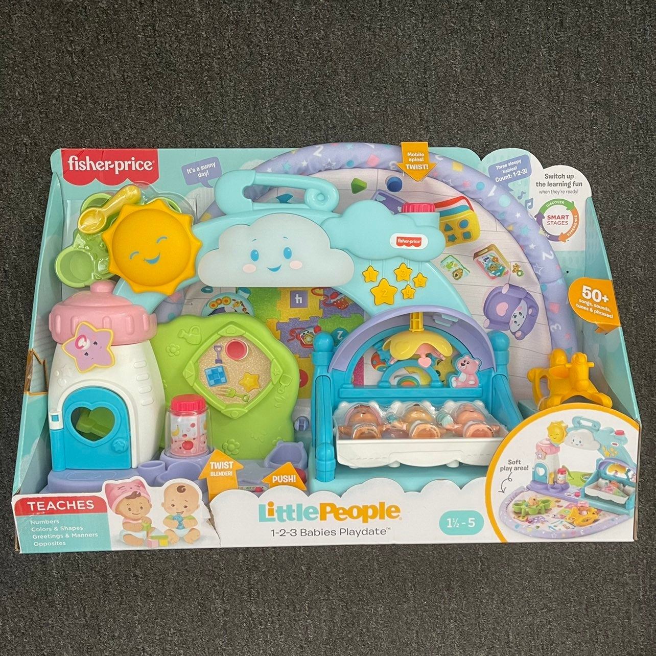 Fisher-Price Little People 123 Babies