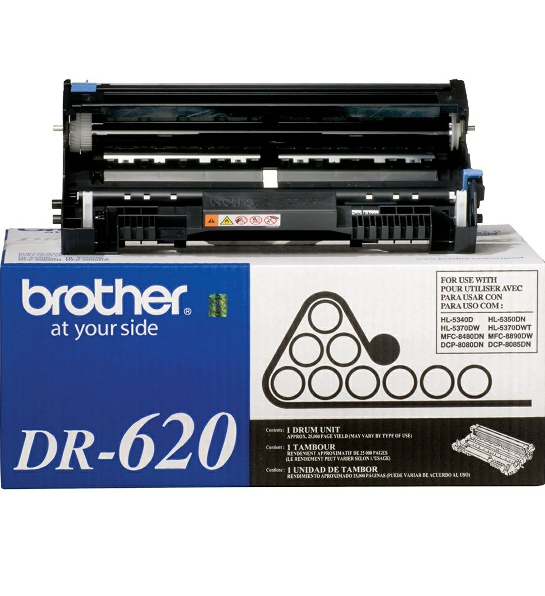 Brother Drum Unit DR-620 with 650 toner