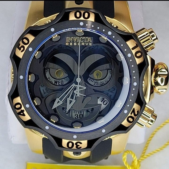 Limited edition joker Invicta watch