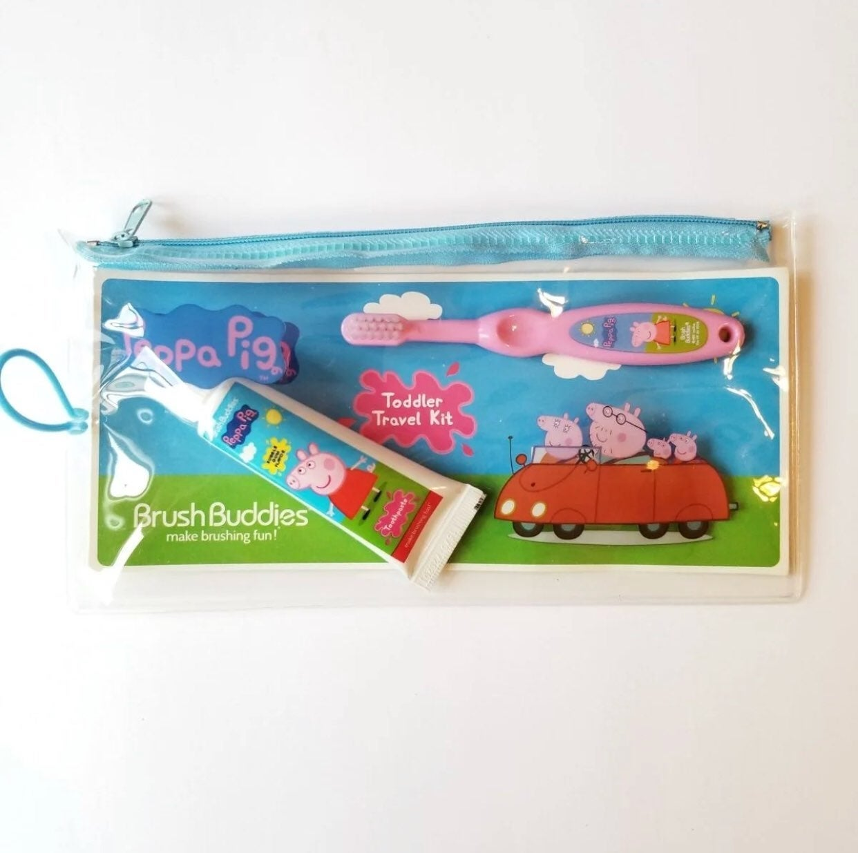 Peppa Pig Green Dragon And Red Horse Bundle 2003 ❤