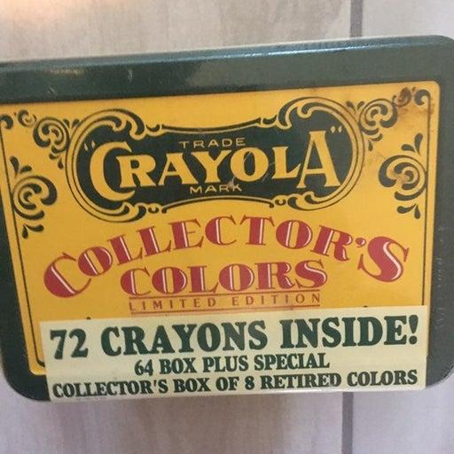 Crayola Collectors Colors