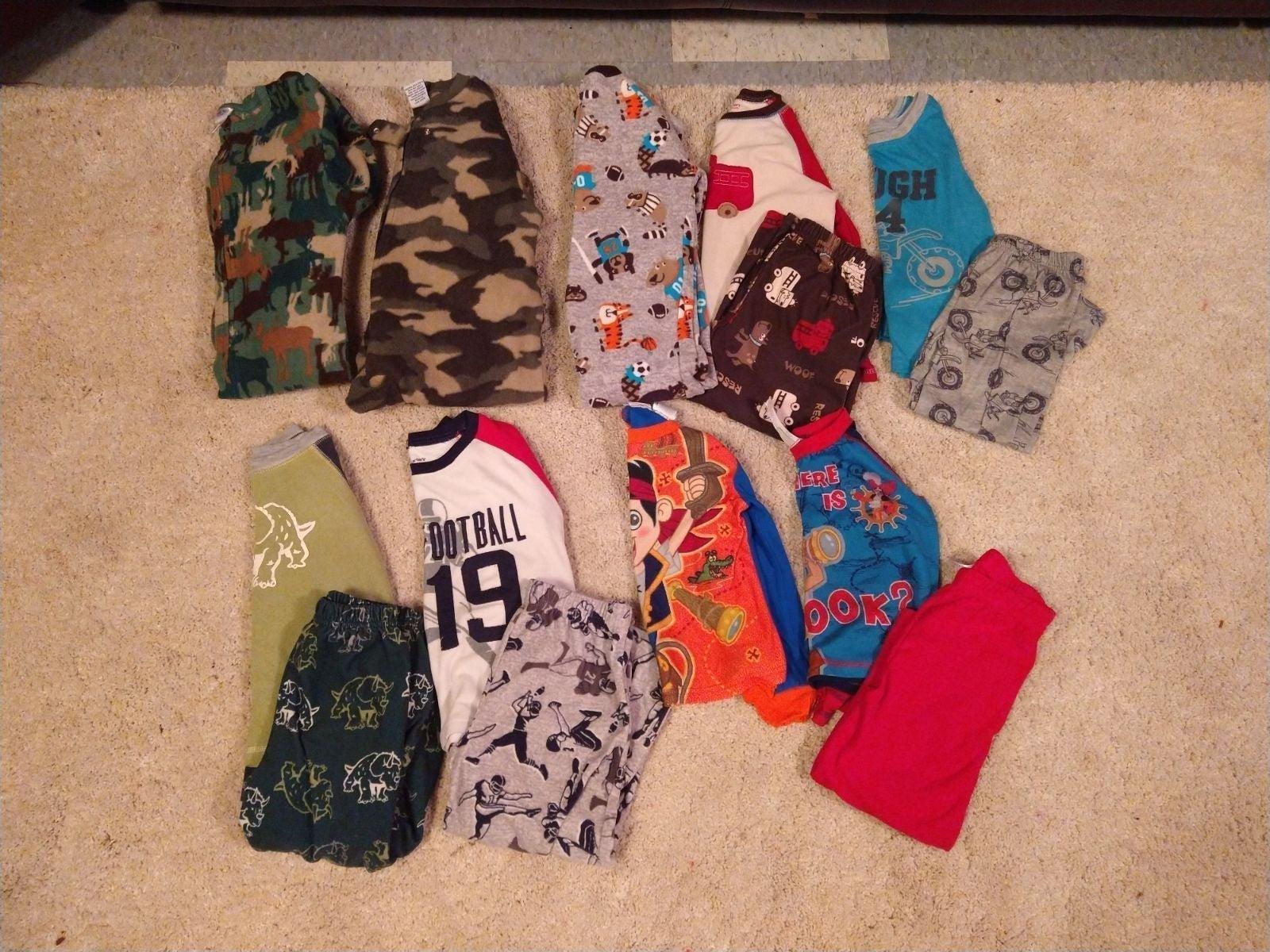 Boy's 4/4t pajamas