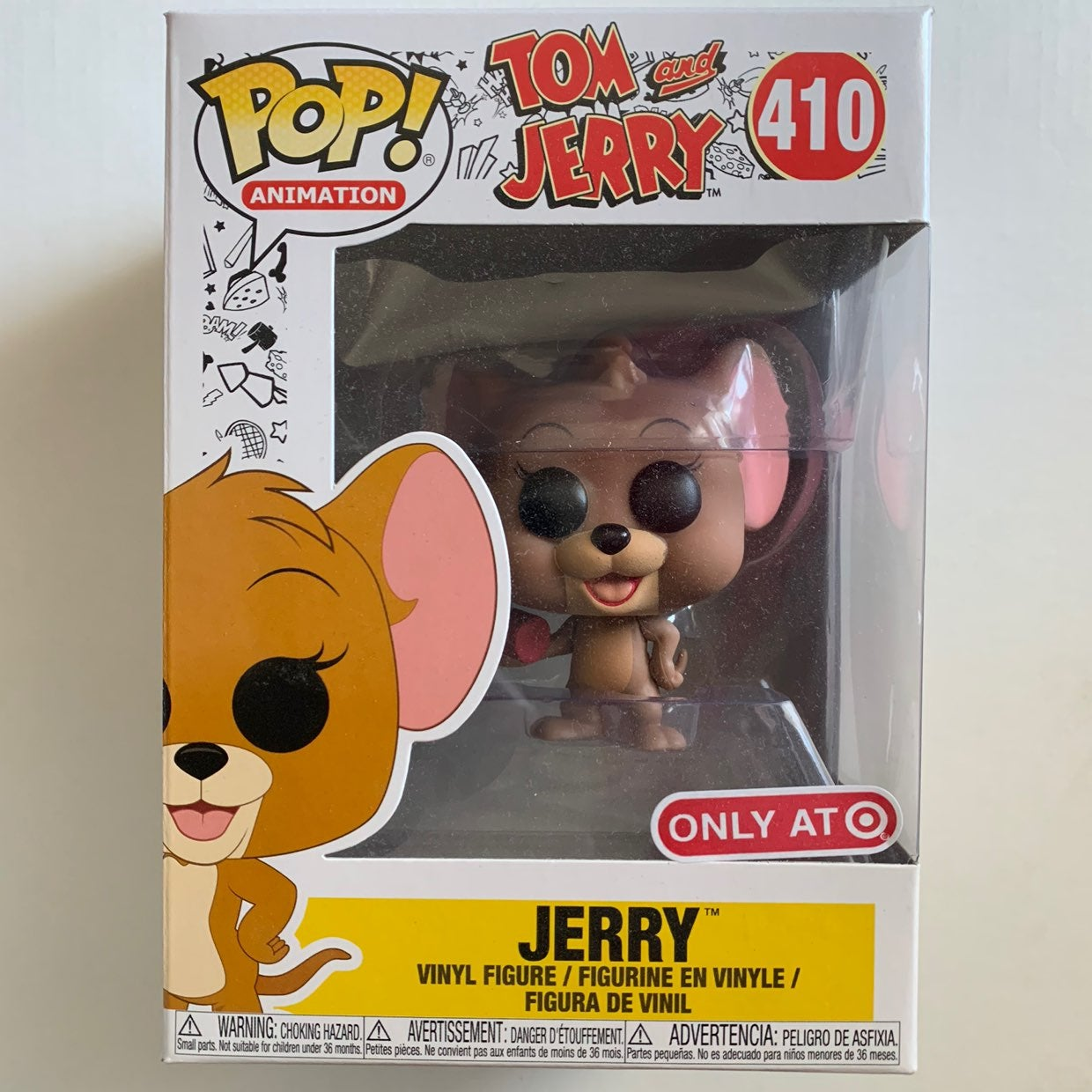 Funko Pop Jerry Target Exclusive