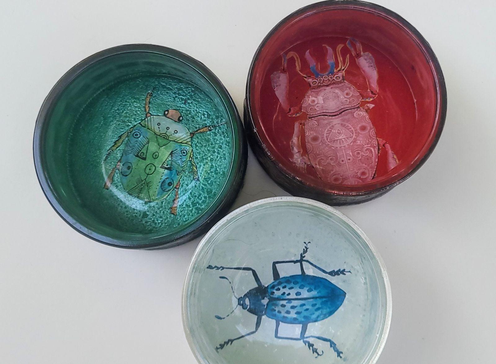 Bug trinket/dish