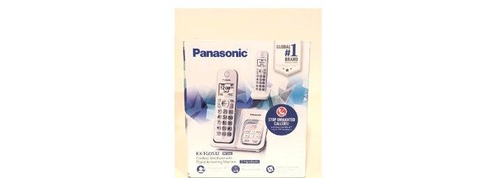 Panasonic DECT Cordless Phone KX-TGD532W