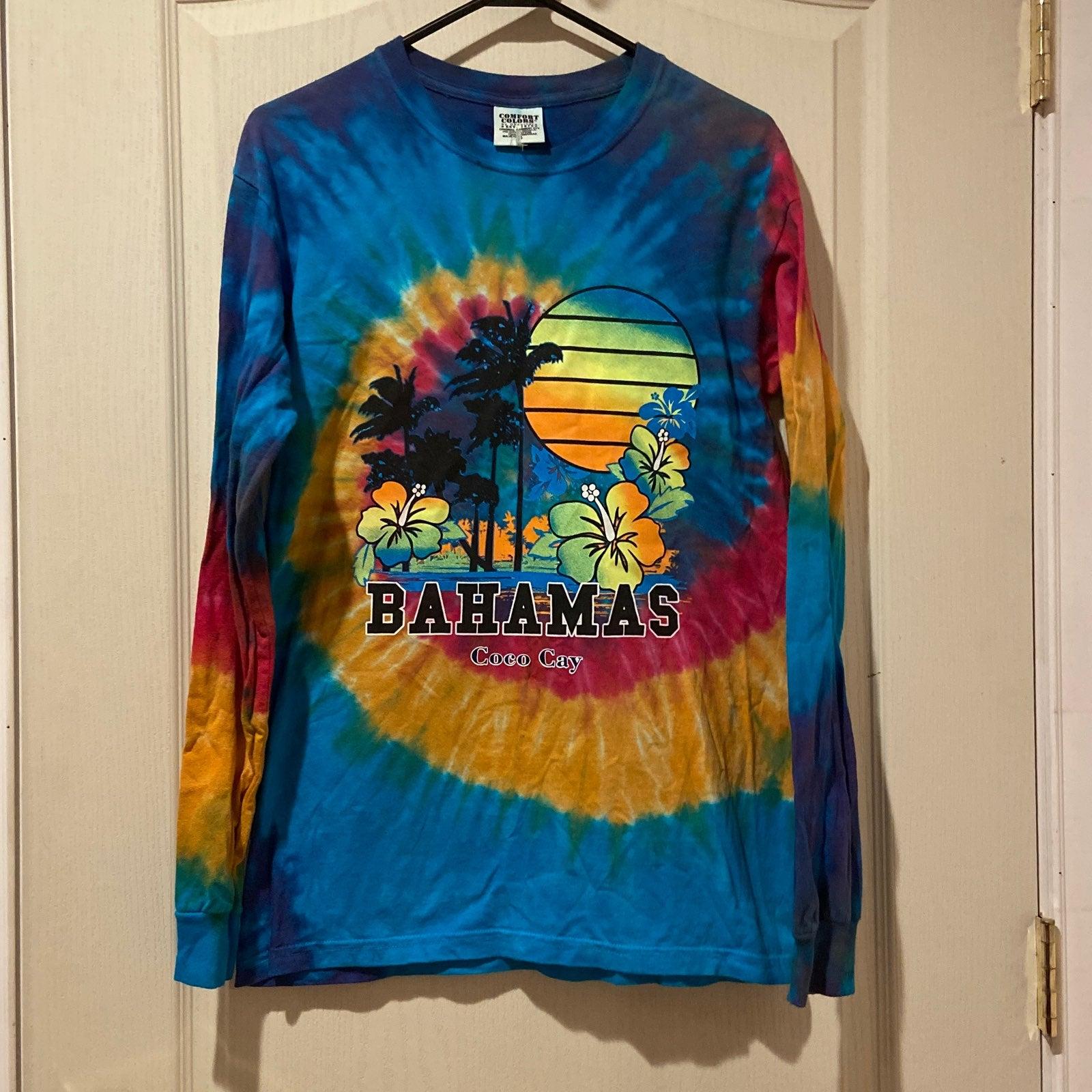 Comfort Colors Bahamas Coco Cay Shirt