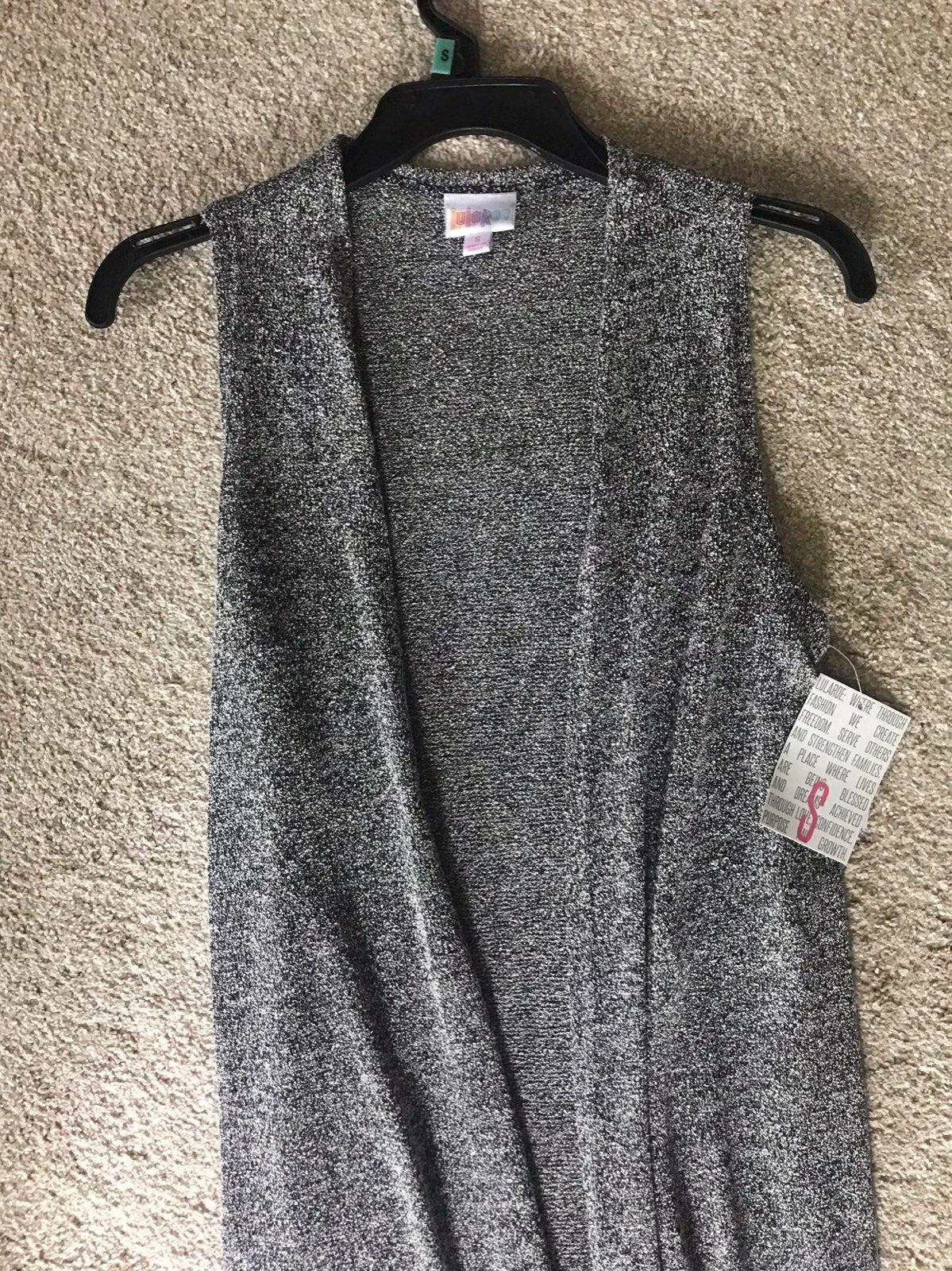 Llr Joy (long Sweater Vest)