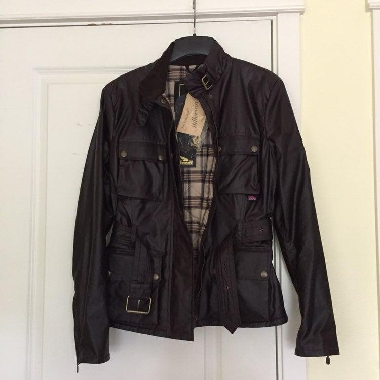 NWT Women's Belstaff Roadmaster Jacket