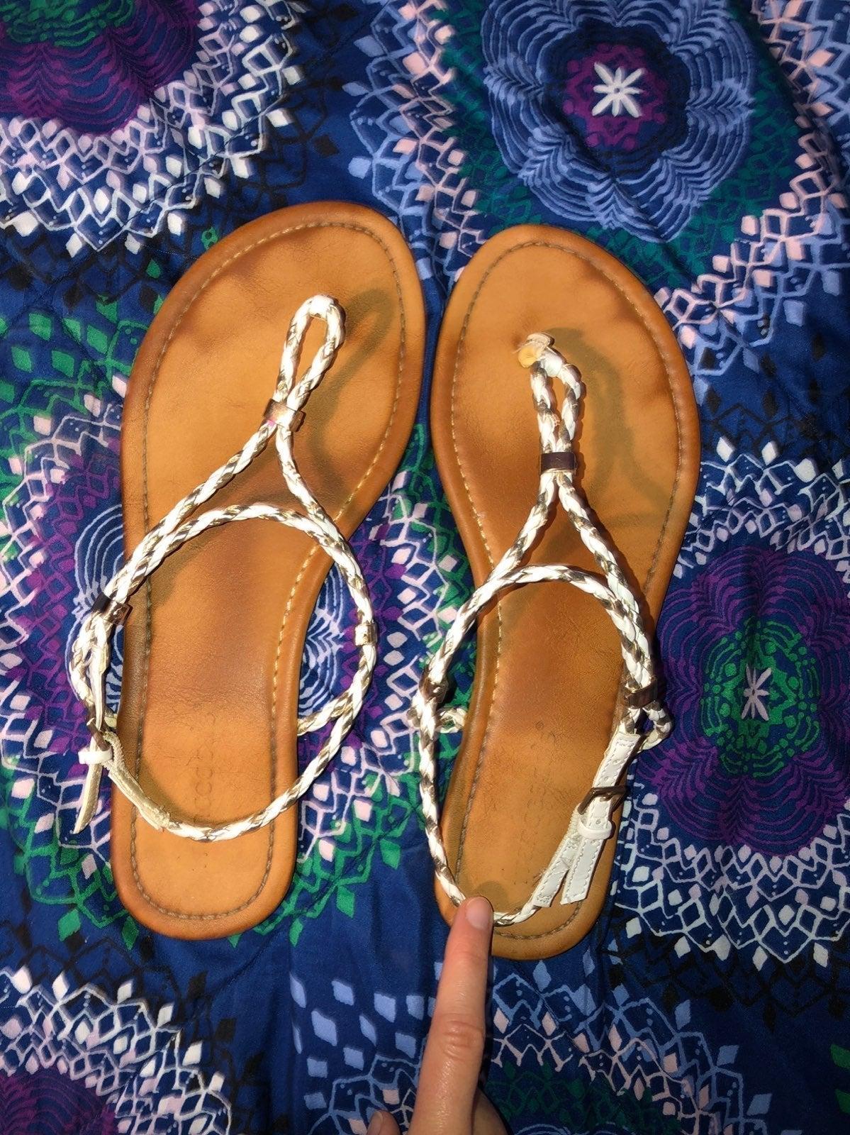 francescas sandals