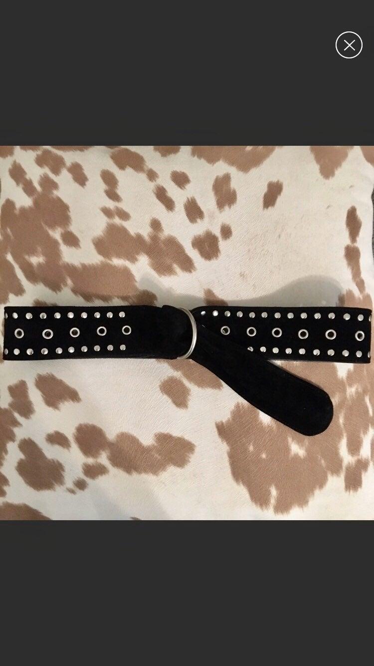 rock on belt