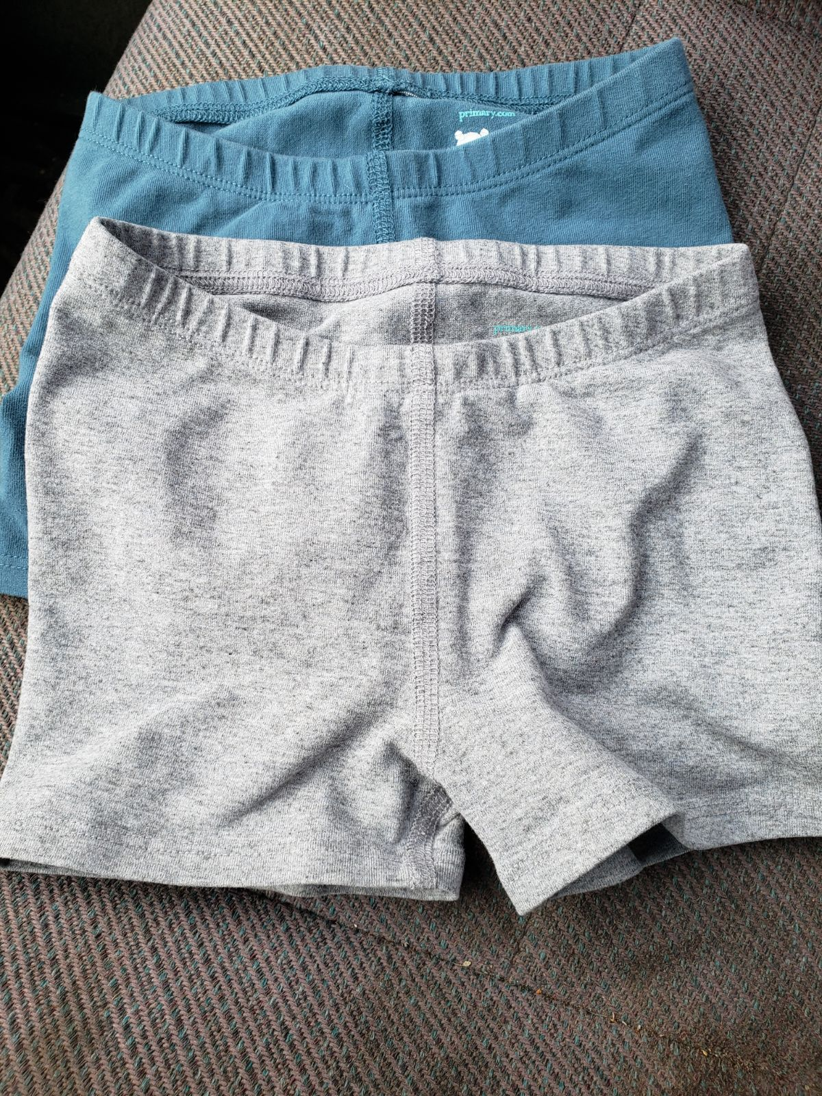 primary shorts