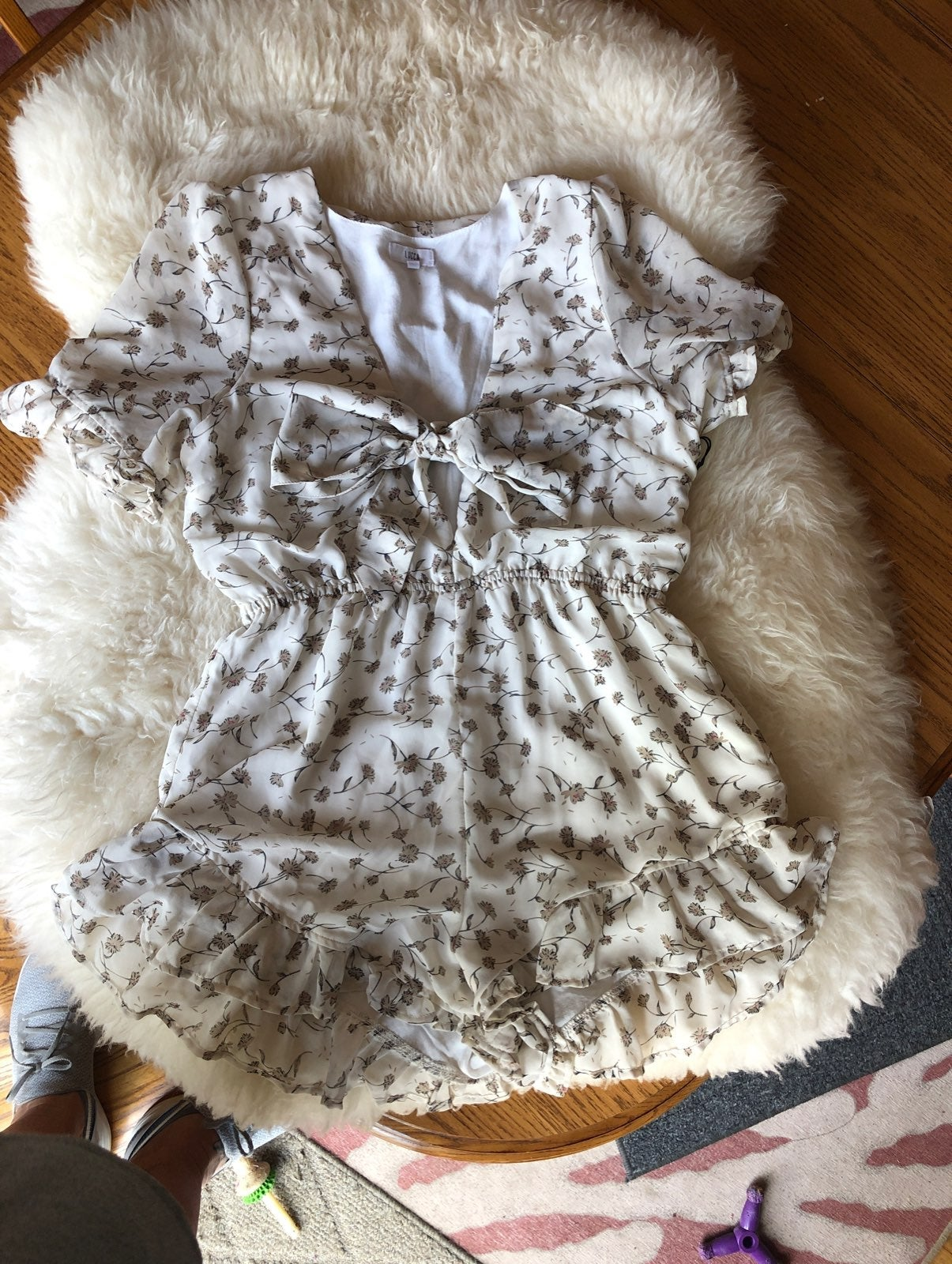 NWT Urbin Outfitters Lucca Romper