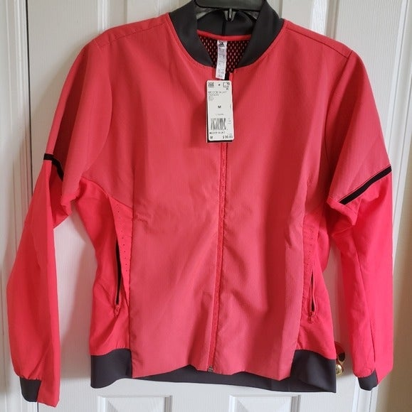 Adidas Womens Match Code Active Jacket