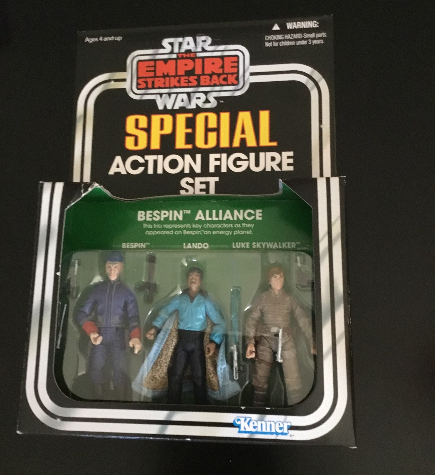 Star Wars Bespin Alliance Action figures