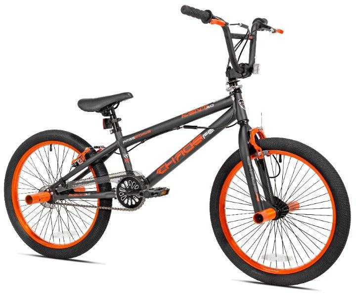 "NEW 20"" Kent Chaos Boys' Bike freestyle"