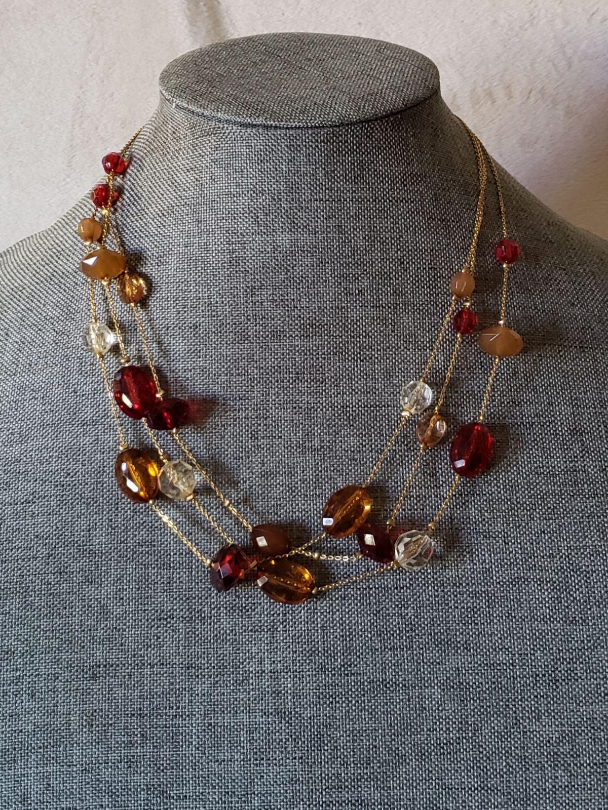 Avon Beaded Necklace