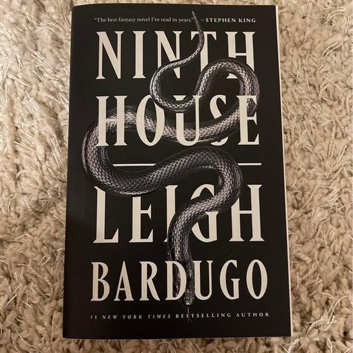 Ninth house by legigh bardugo