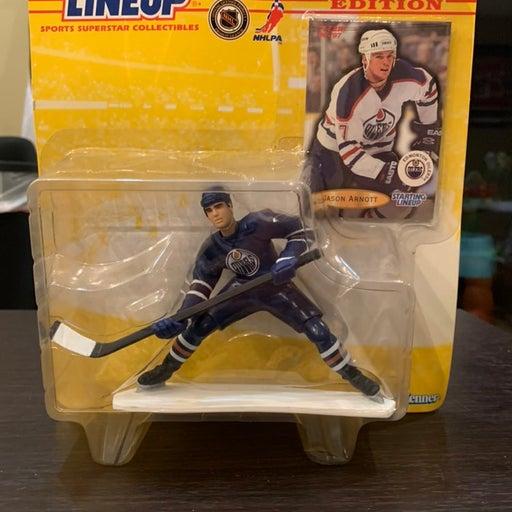 Jason Arnott Oilers 1997 Starting Lineup