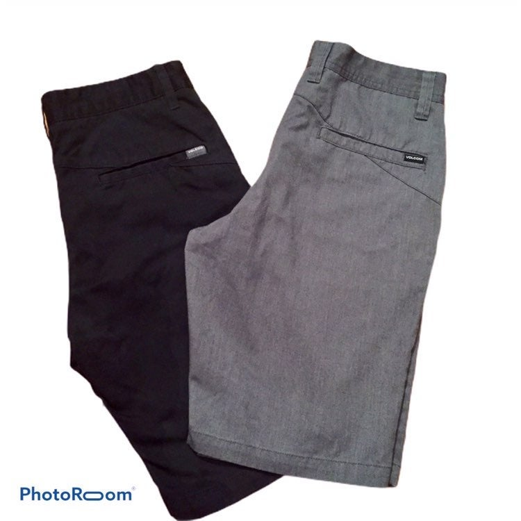 Volcom Men's Bundle Chino Shorts