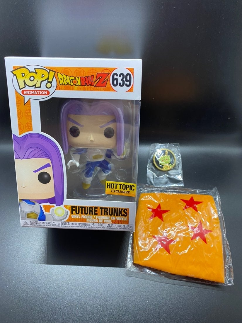 Dragon Ball Z Future Trunks Hot Topic