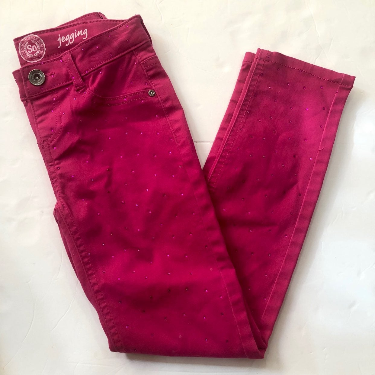 Authentic American Heritage Jegging Sz 7