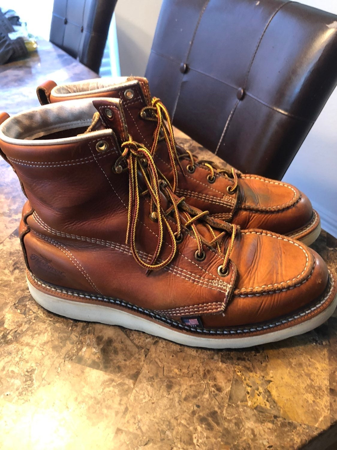 Mens Thorogood boots