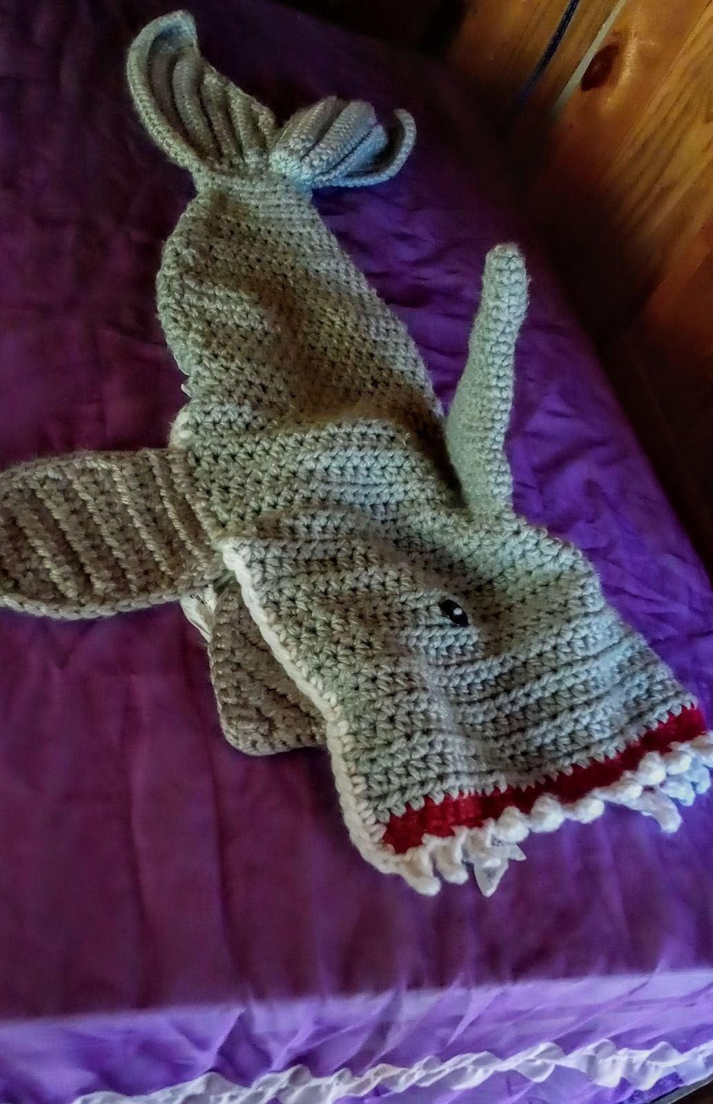 Baby Shark Infant Blanket