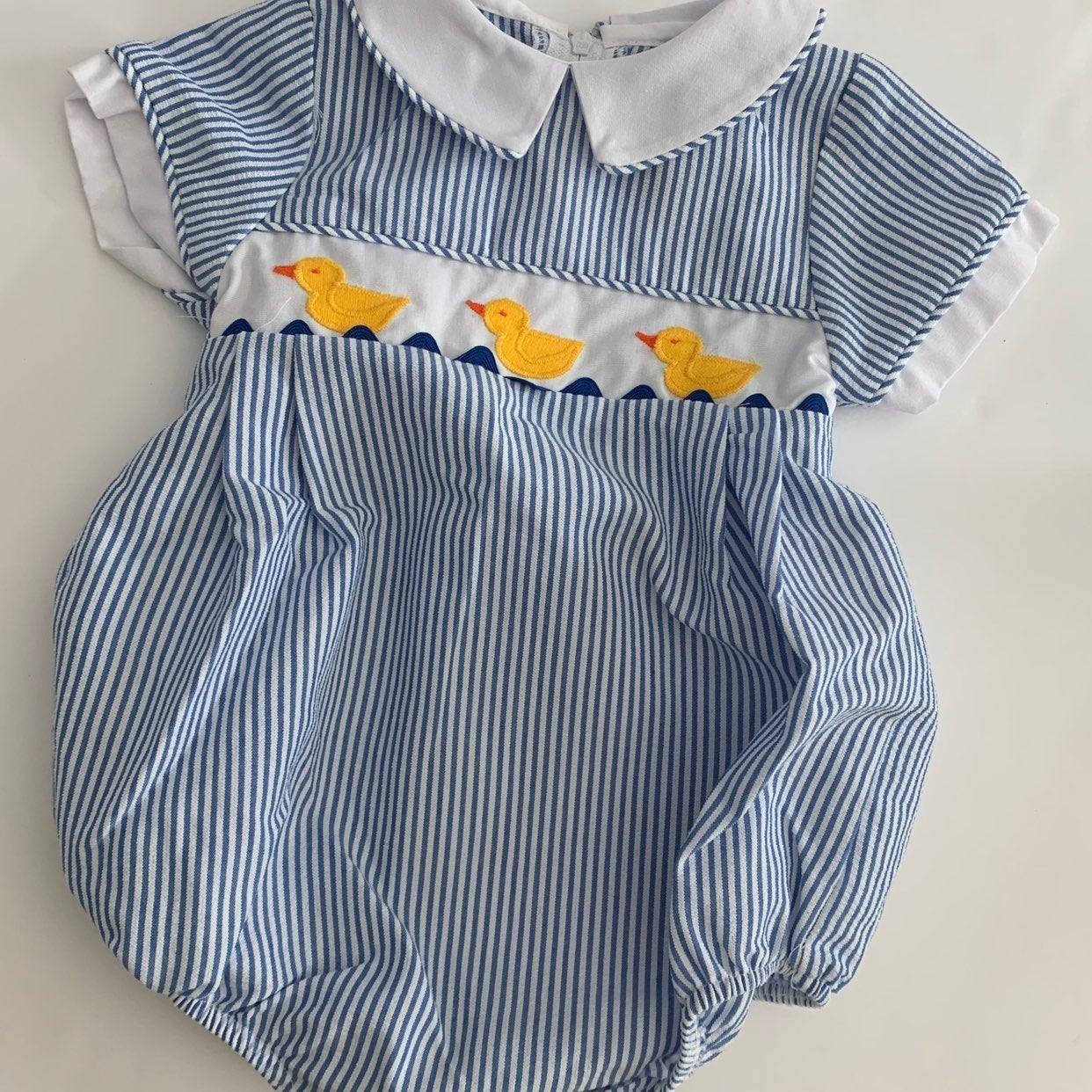 Vintage Baby Bubble Outfit