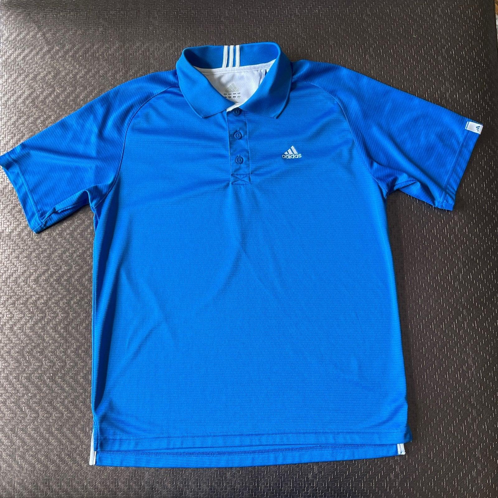 Adidas Mens Golf Shirt