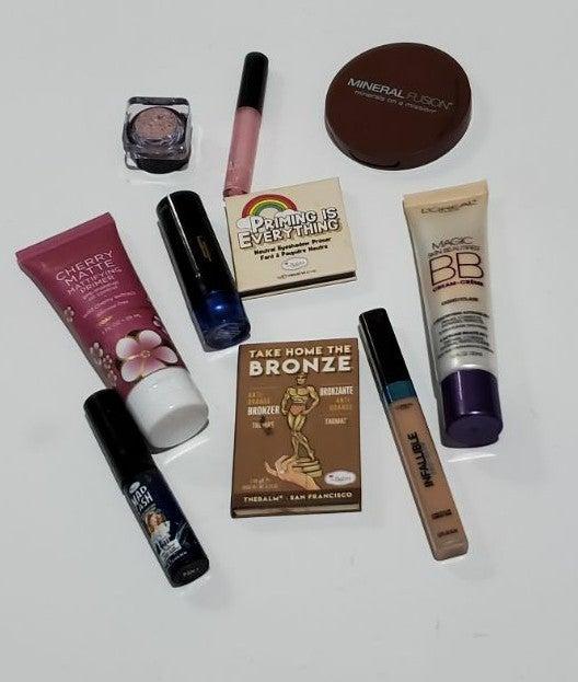Used make up