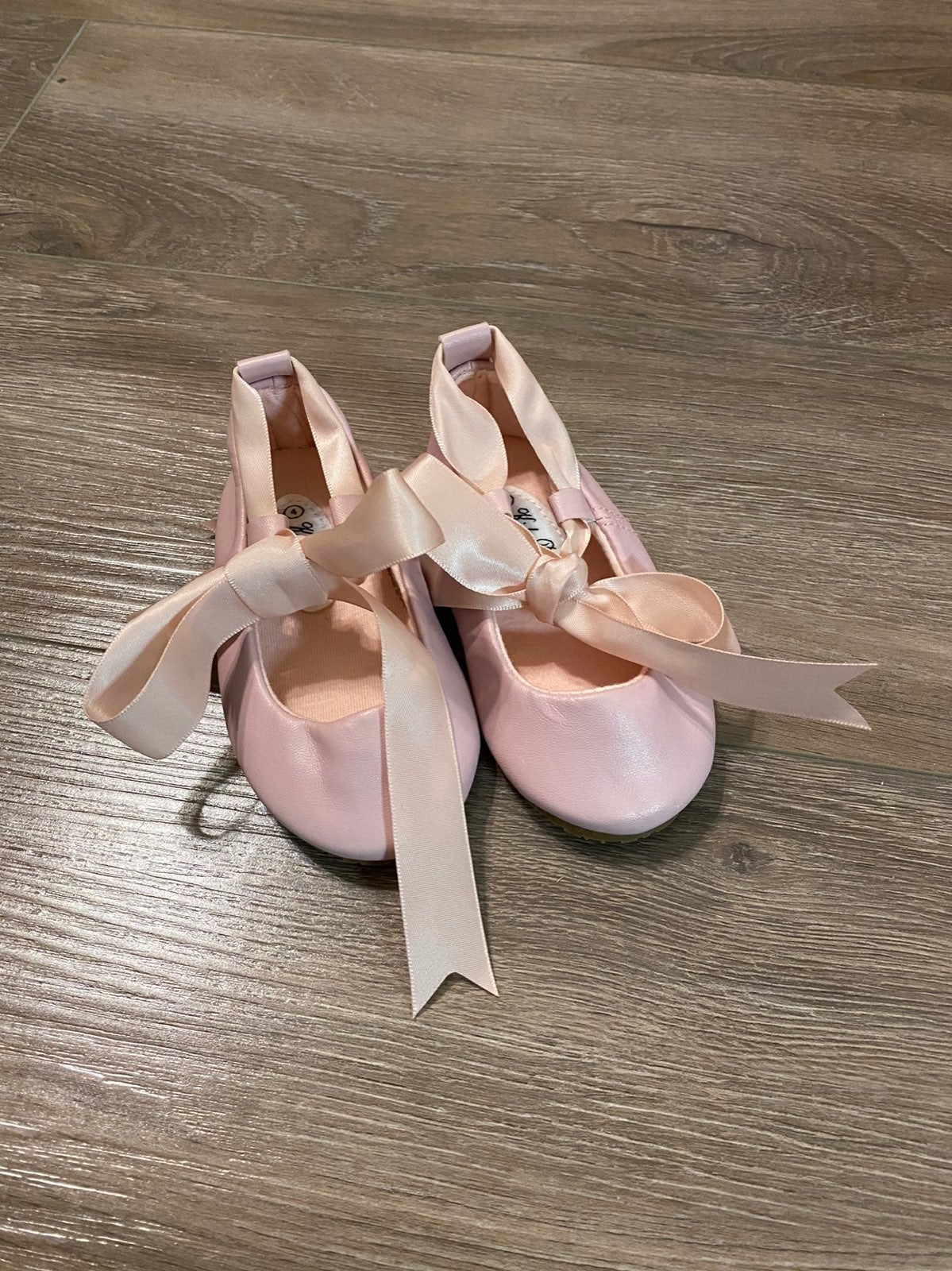 Ballet leather flats size 4