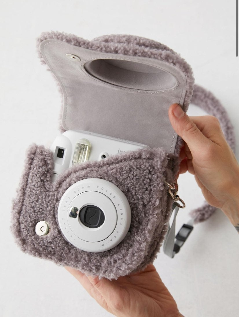 NWT Urban Outfitters Sherpa Mini Instax