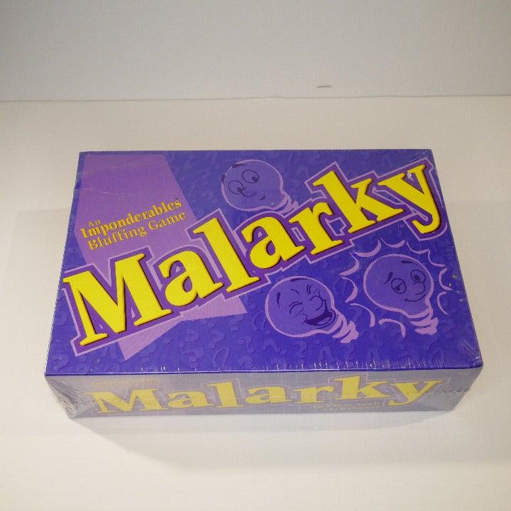 Malarky Board Game  1998 Sealed Unopened