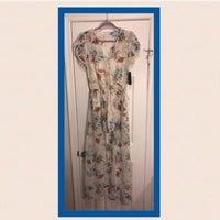 46008c670161 NWT City Triangles Chiffon Dress..Size M