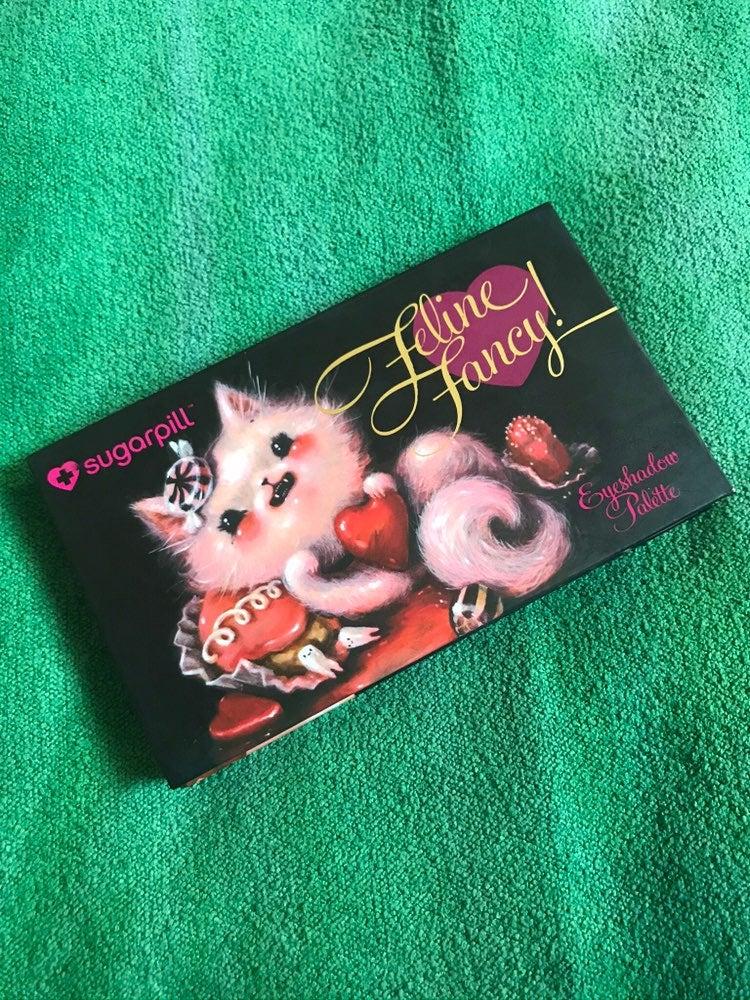 SugarPill Feline Fancy Eyeshadow Palette