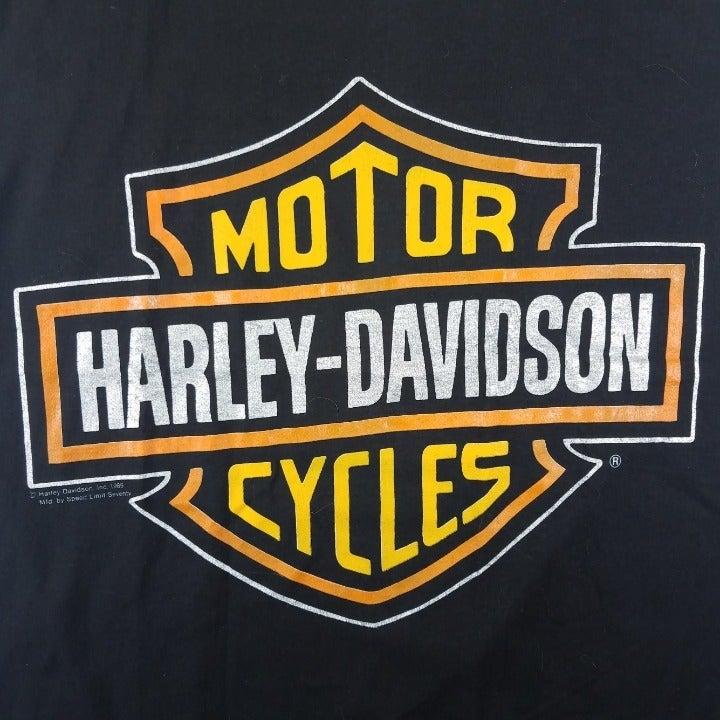 Like New VTG 80s Harley Sleeveless Shirt