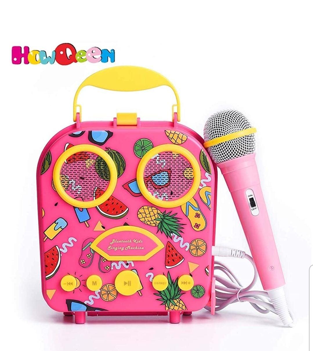Bluetooth Speaker Children's Karaoke