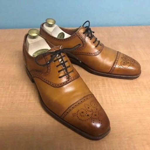 PAUL STUART'S Choice Grenson Shoes 7