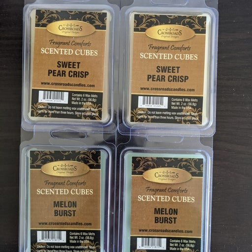 Crossroads Scented Cubes